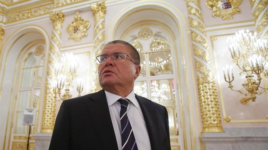 Detenido el ministro de Economía ruso acusado de corrupción