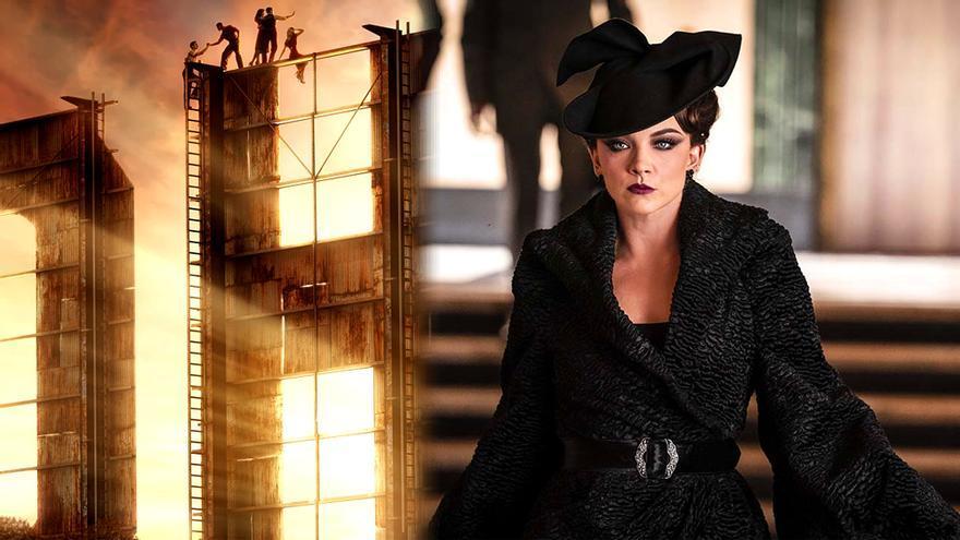 'Hollywood' y 'Penny Dreadful: City of angels', dos estrenos de la semana