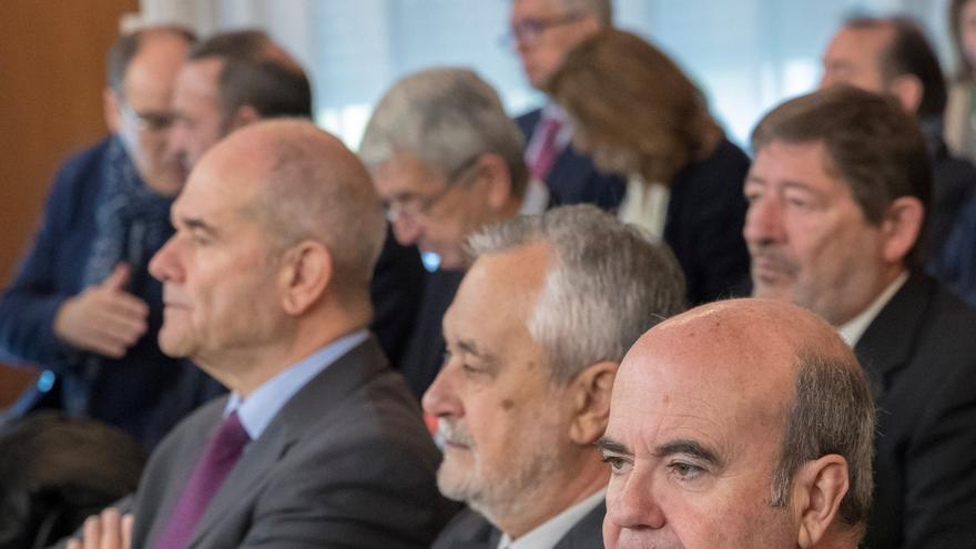 """Ex interventora general dice en el juicio de ERE que """"un procedimiento irregular no es indicio de menoscabo"""""""