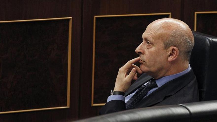 Wert confirma que la reforma educativa irá al Consejo de Ministros de mañana