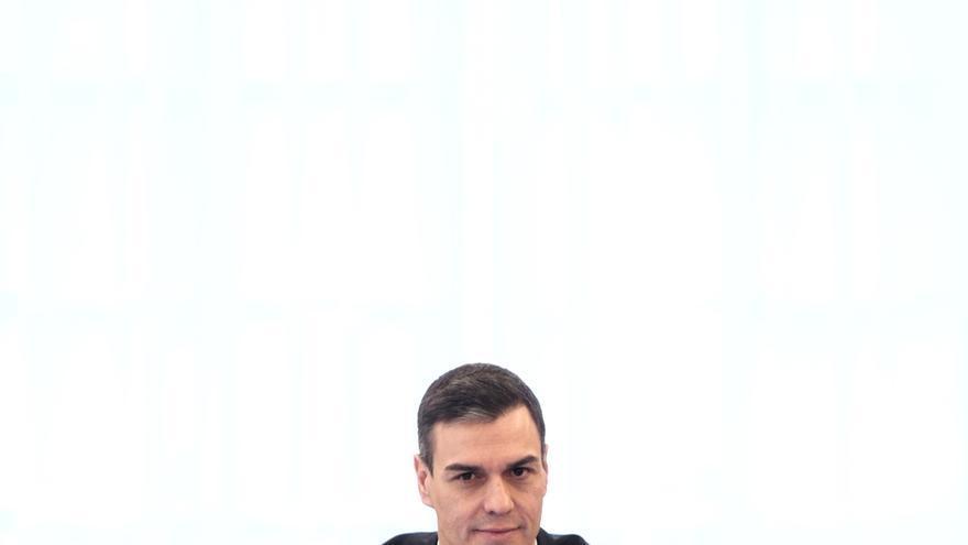 """Sánchez ve """"impecable"""" el currículum de Delgado para fiscal general y acusa al PP de querer bloquear la justicia"""