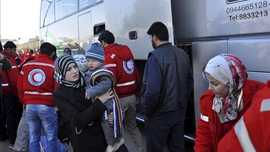 Ascienden a 22 los muertos en el triple atentado de ayer en el noreste de Siria