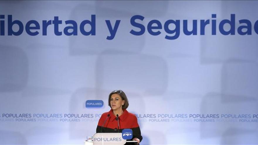 La Junta de Castilla La Mancha dice que la declaración de Cospedal no oculta datos