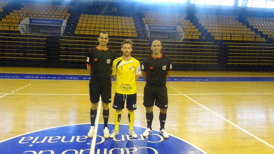 Imagen del Centro Insular de Deportes.
