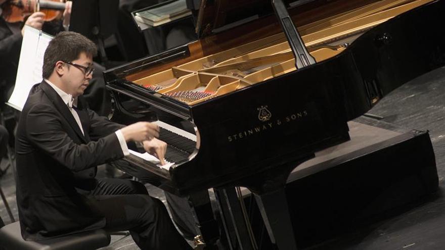 """El chino Chun Wang gana el 59º Concurso Internacional de Piano Premio """"Jaén"""""""