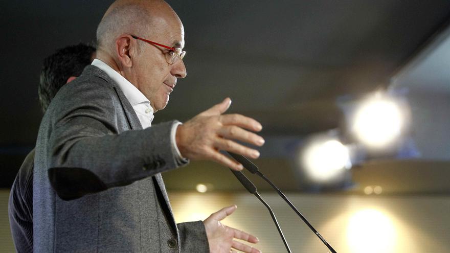 El presidente del comité de gobierno de Unió, Josep Antoni Duran Lleida. Foto: Efe