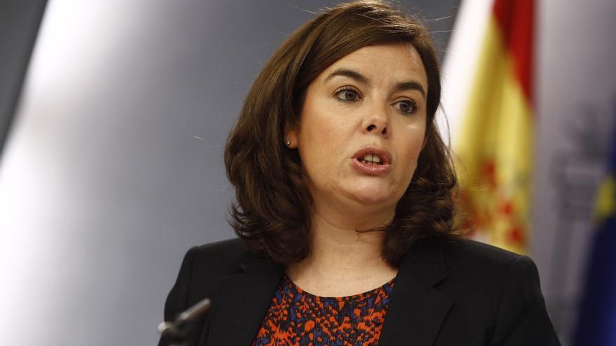 Santamaría llama a todos los partidos a sumarse al pacto antiyihadista y dice que no hay petición concreta de Francia