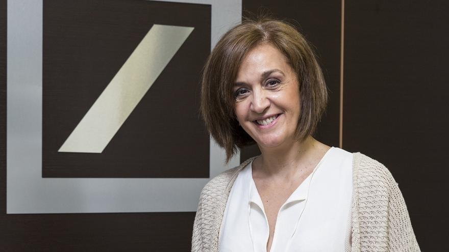 Marian Ortega, nueva directora regional de Deutsche Bank en Cantabria