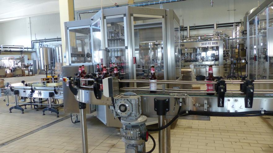Fábrica de cervezas La Sagra