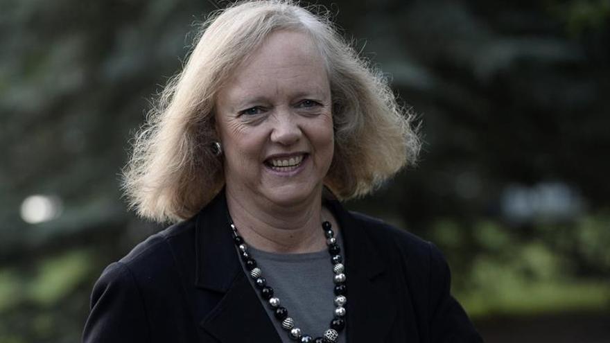 Meg Whitman deja la presidencia del consejo de administración de HP Inc.