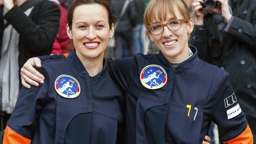 Seleccionan a la primera mujer alemana que viajará al espacio como astronauta