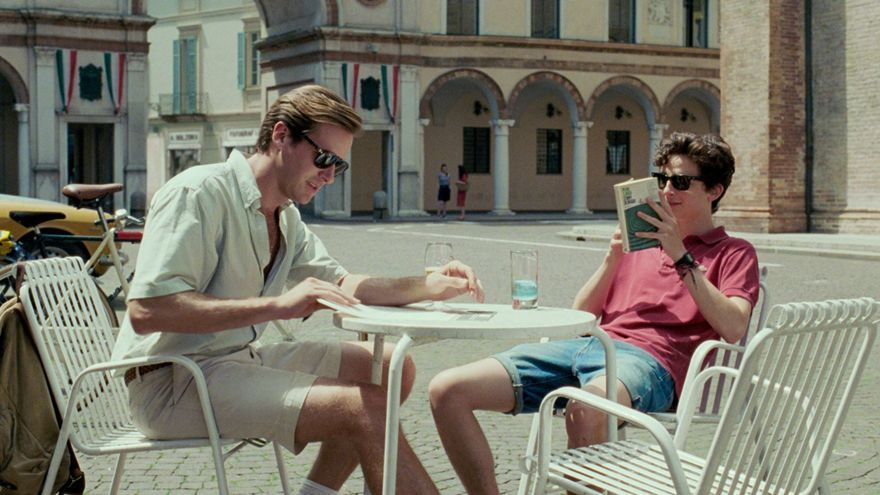 Fotograma del filme 'Call me by your name'