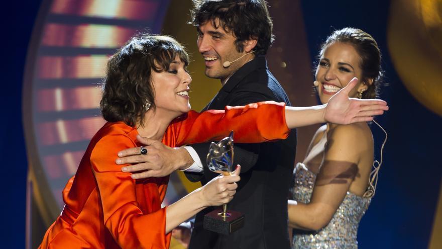 Belén Cuesta, Mejor Actriz de Reparto de televisión en los Premios Feroz 2017