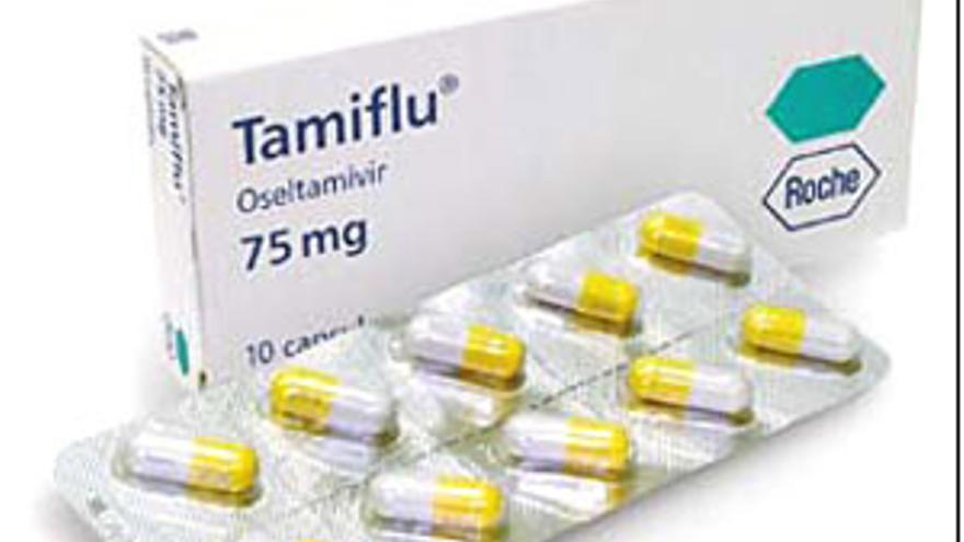 El Tamiflú tendrá un precio de venta al público de 32 euros. (CANARIAS AHORA)