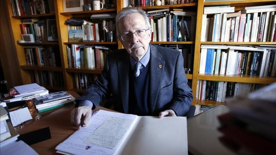 """Juan Pablo Fusi: """"El federalismo funciona bien donde no hay nacionalismos"""""""