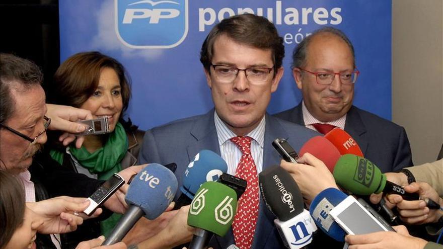 """El PP cree que la """"mejor defensa"""" de Martínez Barazón es que """"abandone el cargo"""""""
