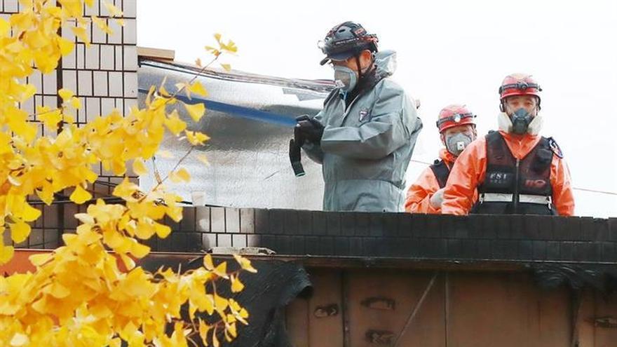 Un incendio en un hostal de Seúl deja al menos 7 muertos