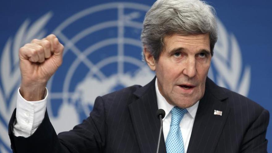 """Kerry reconoce el """"duro trabajo"""" de Portugal ante la crisis financiera"""