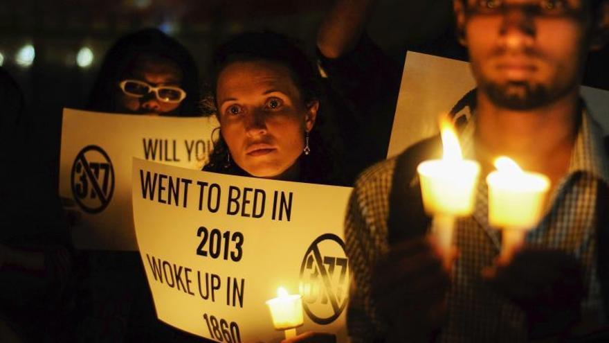 La Justicia india da un nuevo varapalo a los colectivos homosexuales
