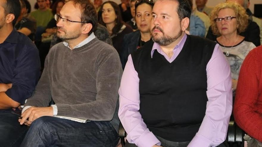 Herrera (ICV) no tiene indicios de que el Govern vaya a delegar el 9N en la sociedad civil