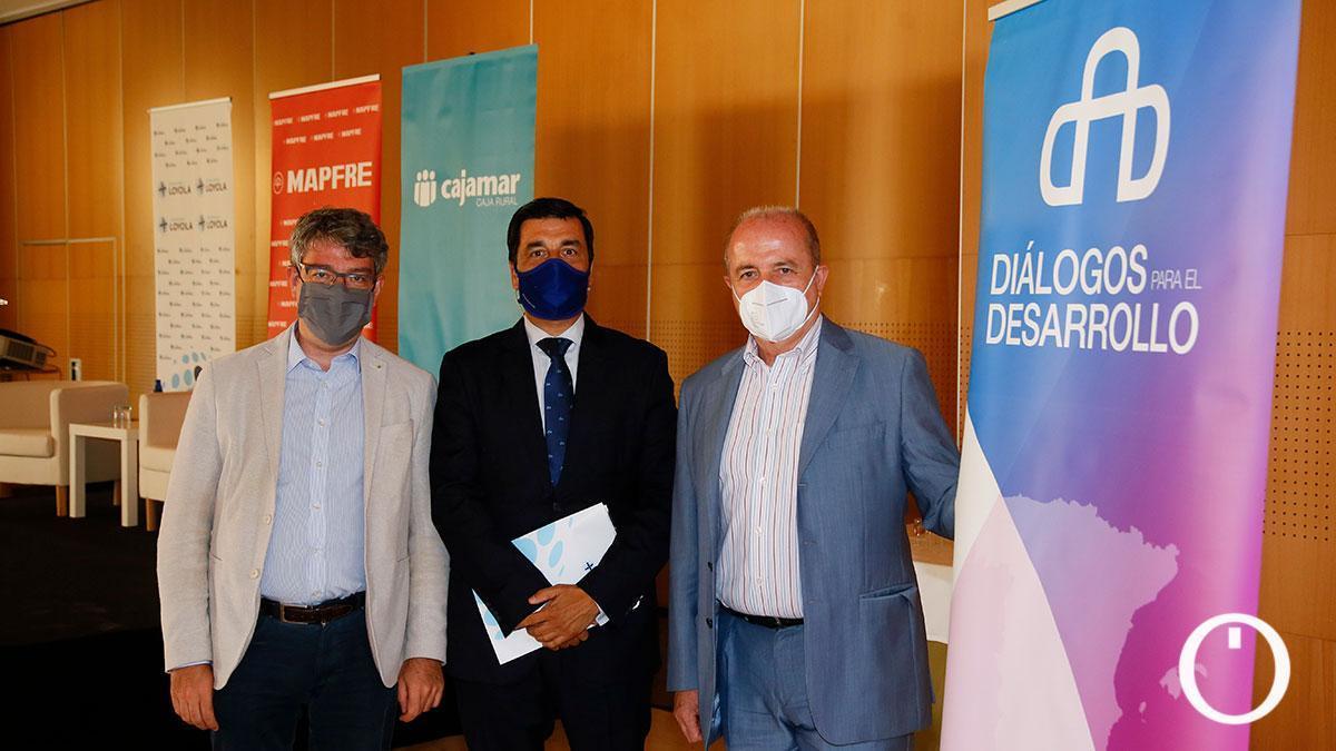 Dialogos para el Desarrollo con Álvaro Nadal y Miguel Sebastián