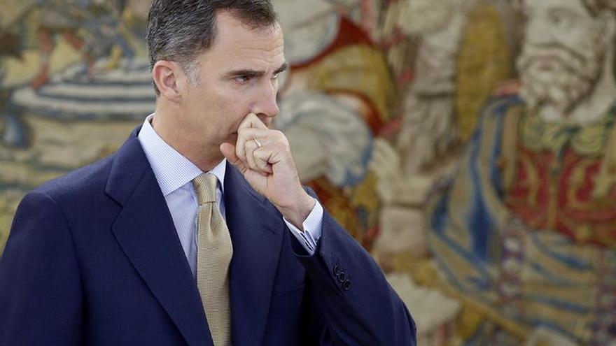 Felipe VI afronta mañana su cuarta ronda de consultas en busca de candidato
