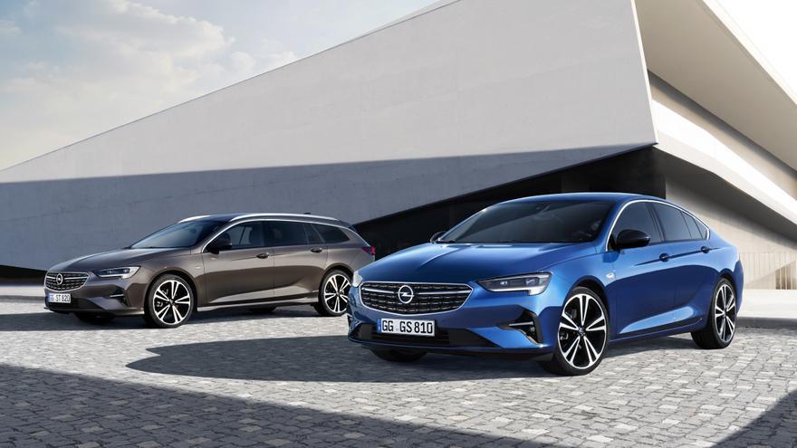 El Opel Insignia se renueva a la espera de su electrificación