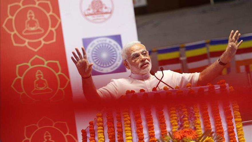 Modi inicia su viaje en China en Xian, ciudad natal de familia de Xi Jinping