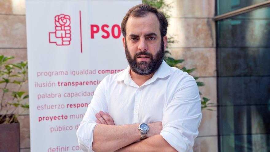 Oyarbide propone municipalizar el Torrebús y la recogida de residuos