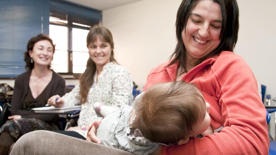 Ayuntamiento de Bilbao reconoce el derecho de las madres a la lactancia materna en instalaciones municipales