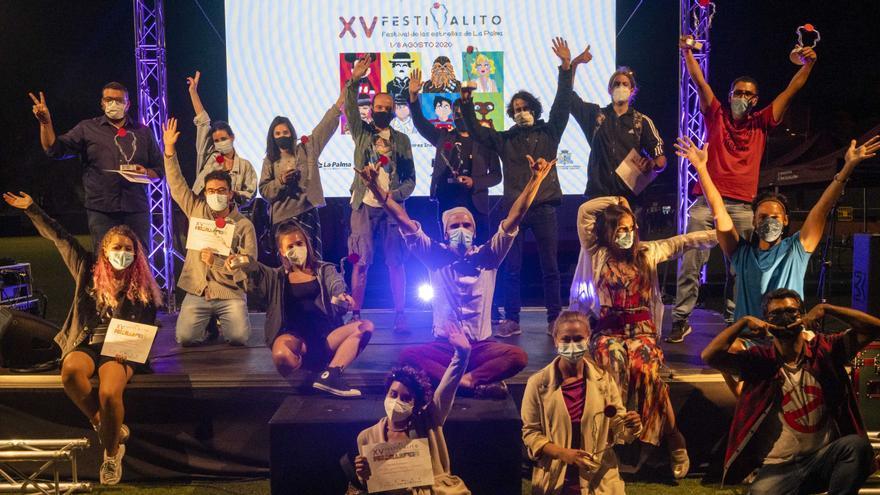'Ápice' se alza con el premio al Cortometraje Más Destacado del XV Festivalito