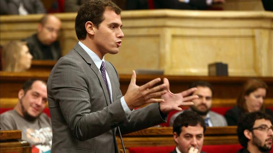 """Rivera afirma que con la dirección actual de UPyD es """"imposible"""" un pacto"""