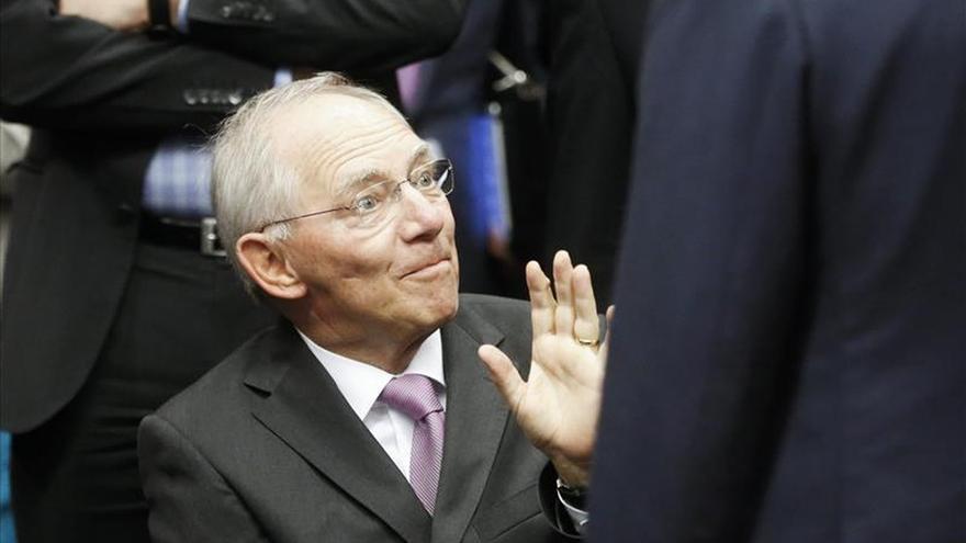 """Schäuble afirma que """"Grecia ha dado unilateralmente por terminadas las negociaciones"""""""