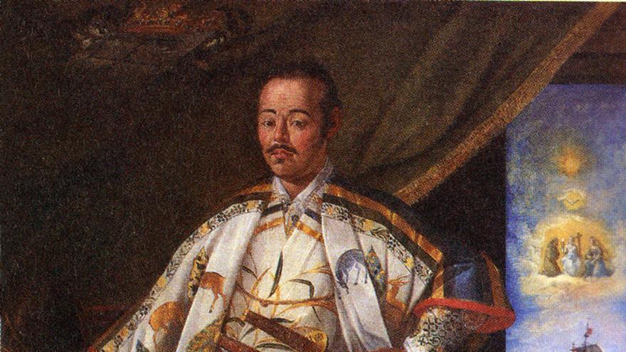 Samurái Hasekura Rocuyemon