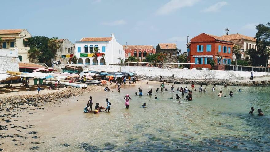 Una imagen de Senegal.