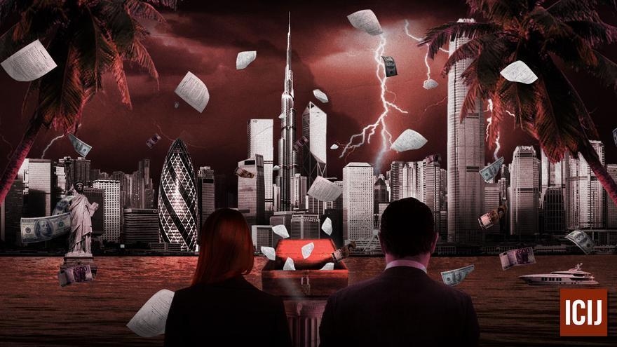Los Pandora Papers y los empresarios invisibles