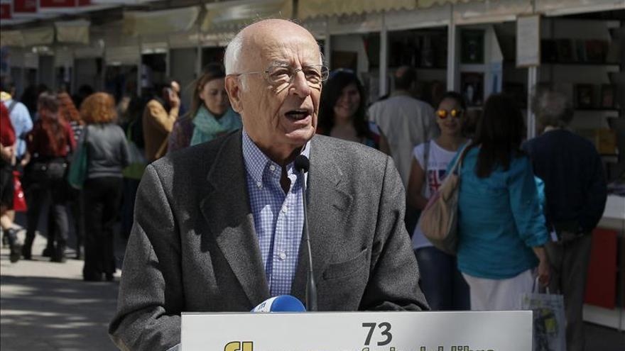 Emilio Lledó, Premio Nacional de las Letras 2014