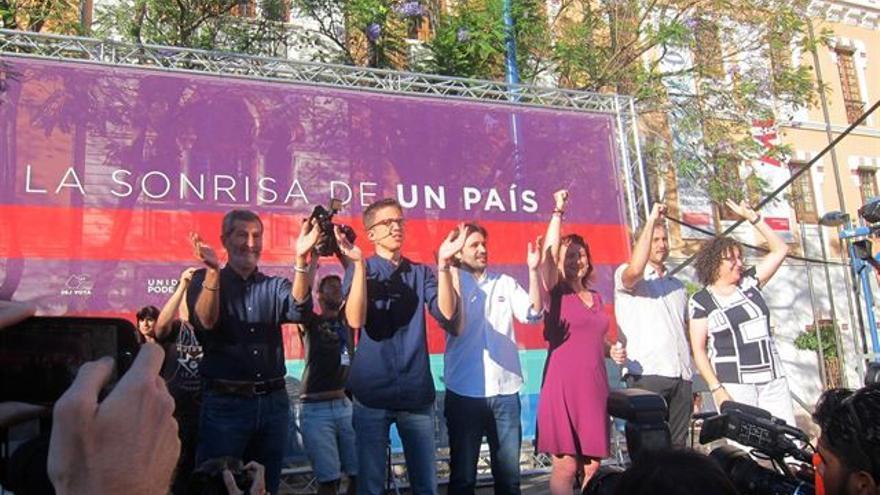 Errejón asegura que el PP y Unidos Podemos se disputarán los últimos escaños