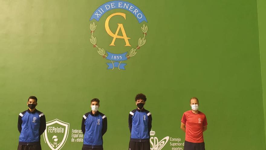 El Círculo de Amistad busca plaza en la categoría de División de Honor del Campeonato de España Absoluto
