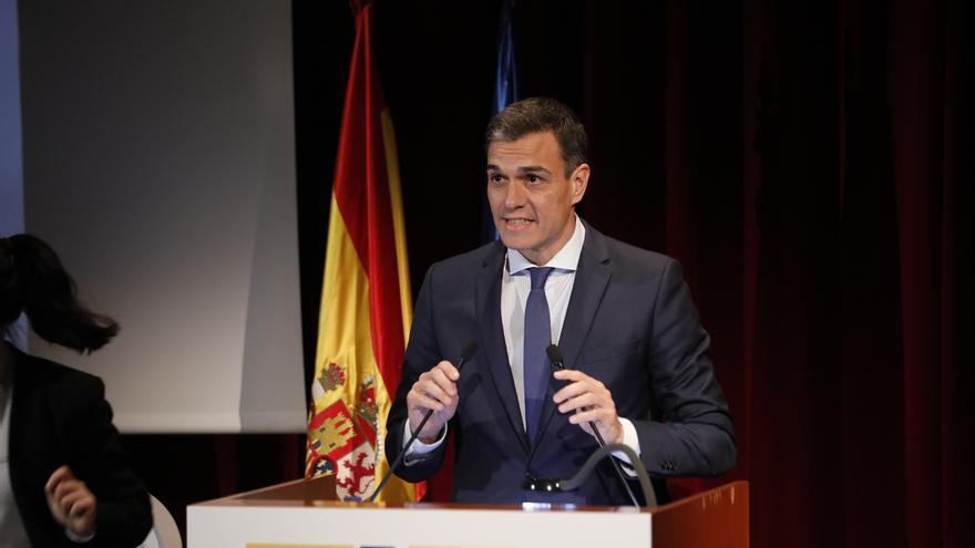 """Pedro Sánchez ve """"razonable"""" el acuerdo sobre el Brexit"""