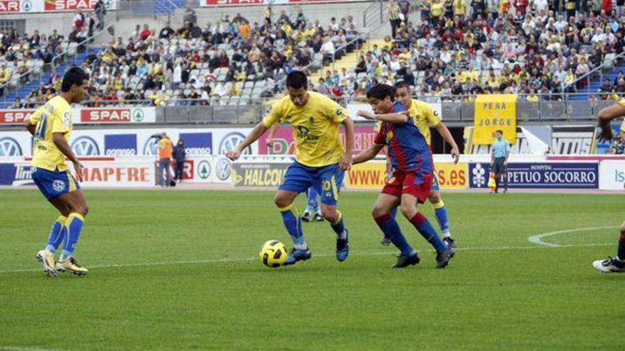 Del UD Las Palmas-Barcelona B #16