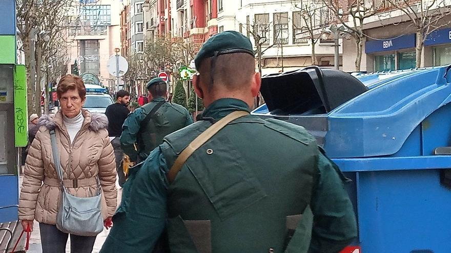 La Guardia Civil registra varios pisos en Barakaldo en una operación contra la prostitución y trata de personas