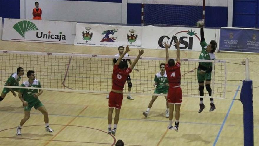 Voleibol: Subcampeón de Copa del Rey