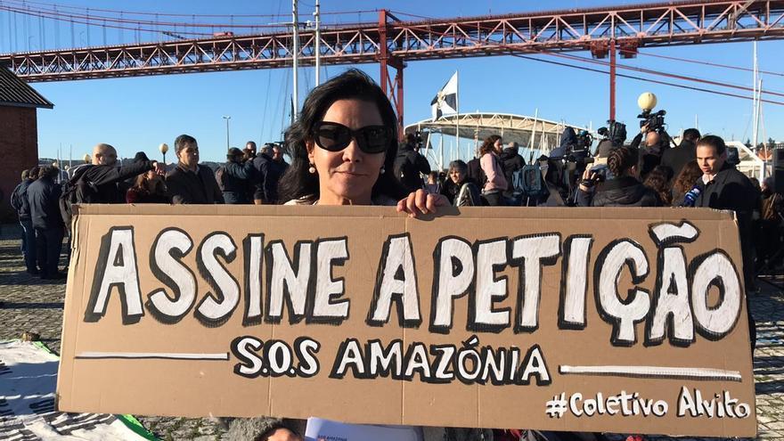 S.O.S Amazónia