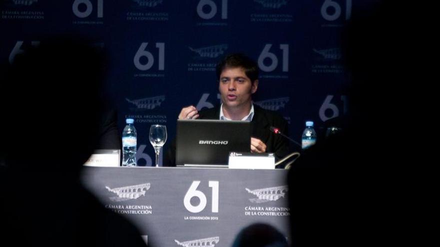 """Argentina espera sellar """"rápidamente"""" el acuerdo definitivo con Repsol por YPF"""