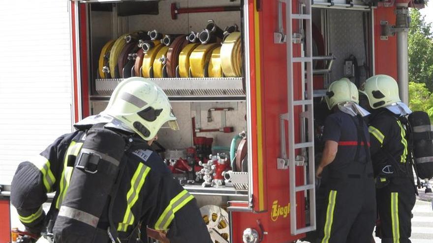 Cuatro muertos, entre ellos un menor, en el incendio de una vivienda en Jaén