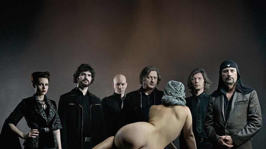 El grupo esloveno Laibach