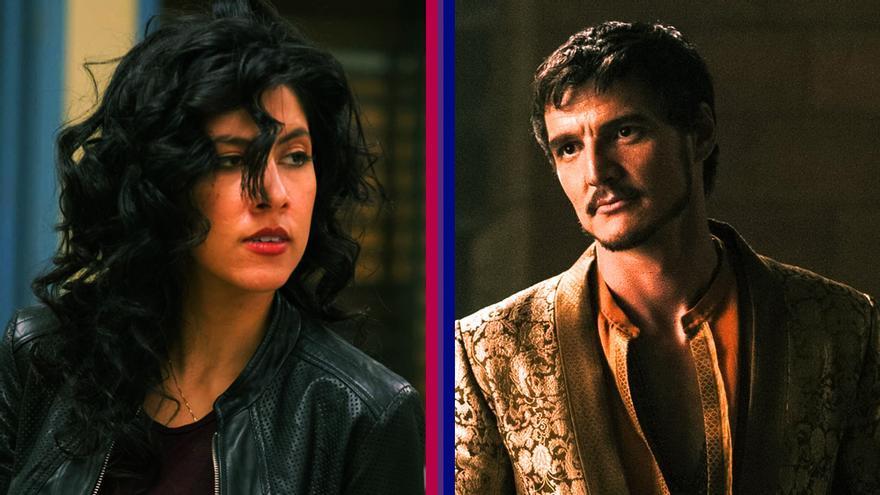 Rosa Díaz ('Brooklyn 9-9') y Oberyn ('Juego de tronos')