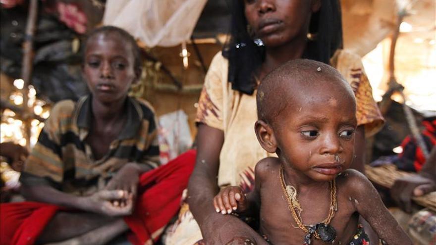 La escasez de alimentos afecta a 6 millones personas en el sur de África