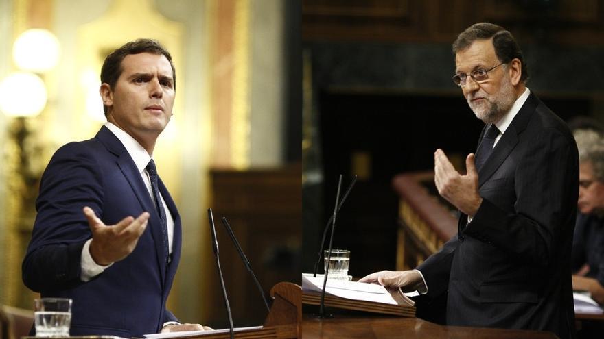 """Rivera anuncia que Cs apoyará los PGE tras alcanzar con el Gobierno un acuerdo """"mejor"""" de lo que esperaban"""